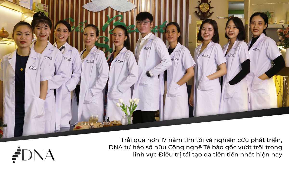 DNA tự hào với công nghệ chuyển giao Tế Bào Gốc tiên tiến bật nhất